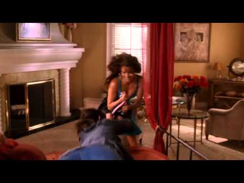 Desperate Housewives Gaby and blind Carlos funny