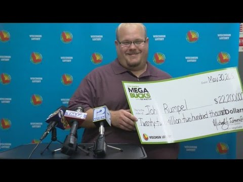 Milwaukee Man Wins $22 Million Megabucks Prize