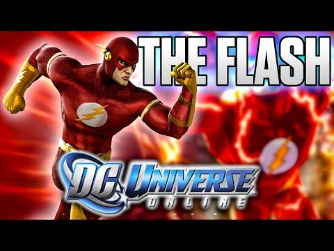 DC Universe Online The Flash