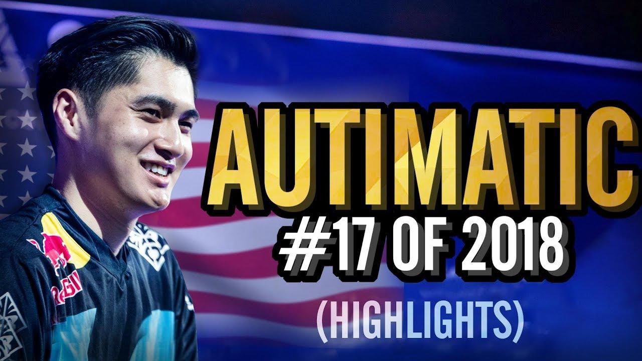 autimatic - HLTV org's #17 Of 2018 (CS:GO)