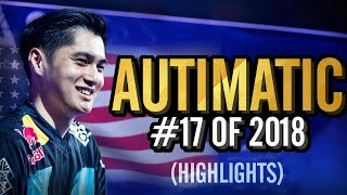 autimatic - HLTV.org's #17 Of 2018 (CS:GO)