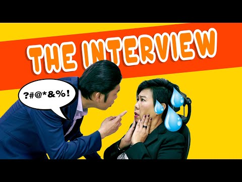 What Not To Do At Job Interviews Ft. Wang Weiliang Pt 3  Anything Also Can