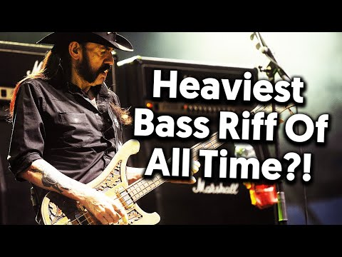 Heaviest Bass Riff