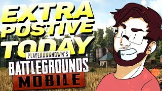 PUBG MOBILE | EXTRA POSTIVE TODAY