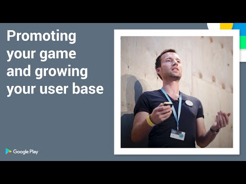 Playtime 2016 - Promoting your game and growing your user ba
