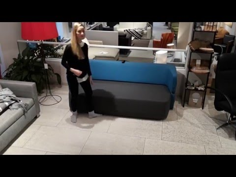 schlafsofa typ wendesofa erkl rvideo youtube. Black Bedroom Furniture Sets. Home Design Ideas