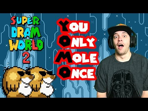 Going SOLO With The MOLE-O: Super DRAM World 2 Part 5