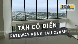 Khảo sát & Thiết kế nội thất căn hộ Penthouse Gateway Vũng Tàu 220m2 - Nhà Bếp Xinh
