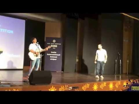 Live Radio Set Up - FreedomHouse At IIS Jaipur (When Judges Perform)