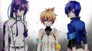 Video [VOCALOID] - Kamui Gakupo, Shion Kaito & Kagamine Len - Bad Apple. download MP3, 3GP, MP4, WEBM, AVI, FLV Agustus 2018