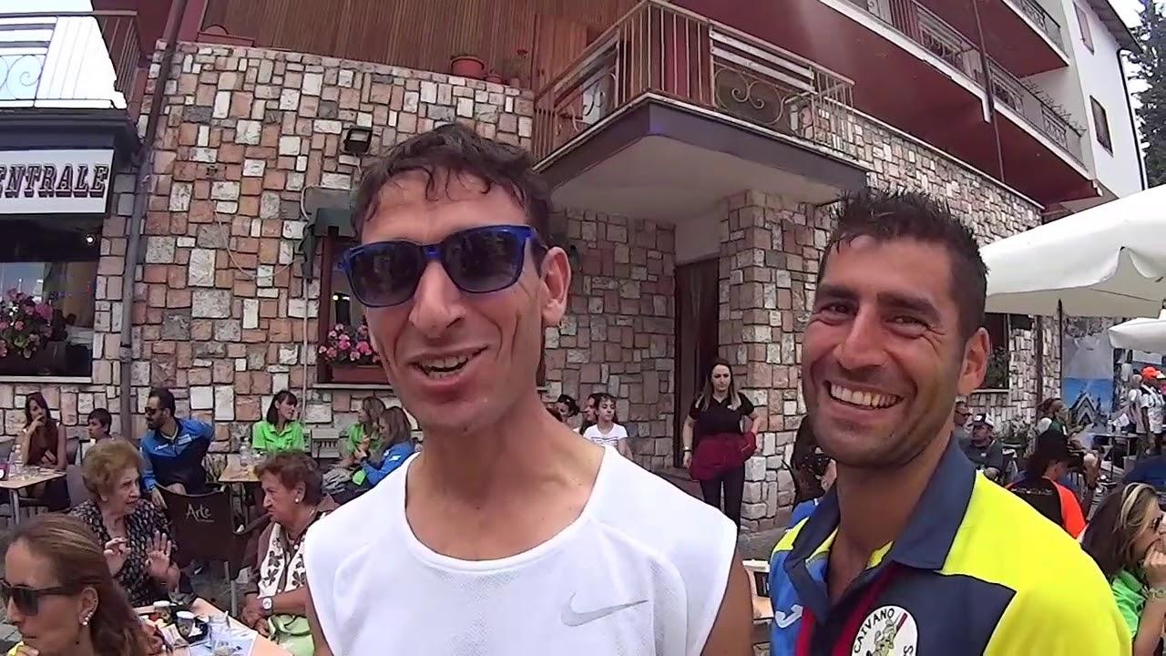 Download 'I Tre Comuni' 15km Race in Roccaraso, beautiful Italy.