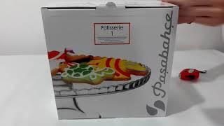 Блюдо на ножке Patisserie Pasabahce 98259 - обзор