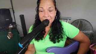 by your blood you crushed principalities cover panam by Charmaine gospel