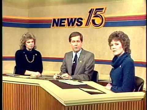 January 1985 - 11PM Fort Wayne, Indiana Newscast (Telescoped)