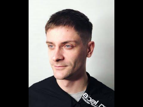 Мужские стрижки, презентация курса для парикмахеров. Академия правильной стрижки.