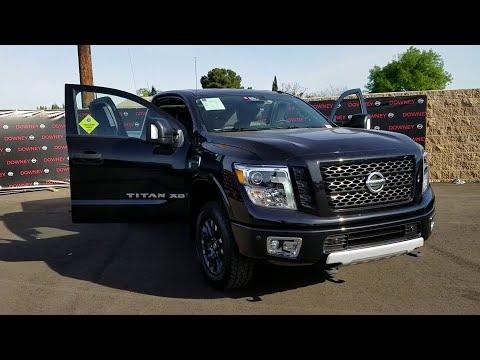 2017 Nissan Titan XD Cerritos, Los Angeles, Buena Park, South Bay, Downey, CA PD02984N