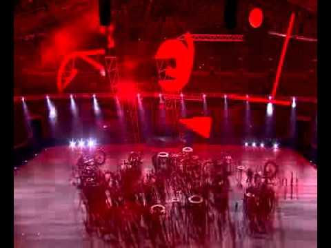20th Century Russia, Opening Ceremonies in Sochi, Choreography by Daniel Ezralow