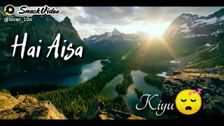 Kasana Ramesh best ringtone ##sad end emotional ##kise puchu hai aisa kyu #like my video
