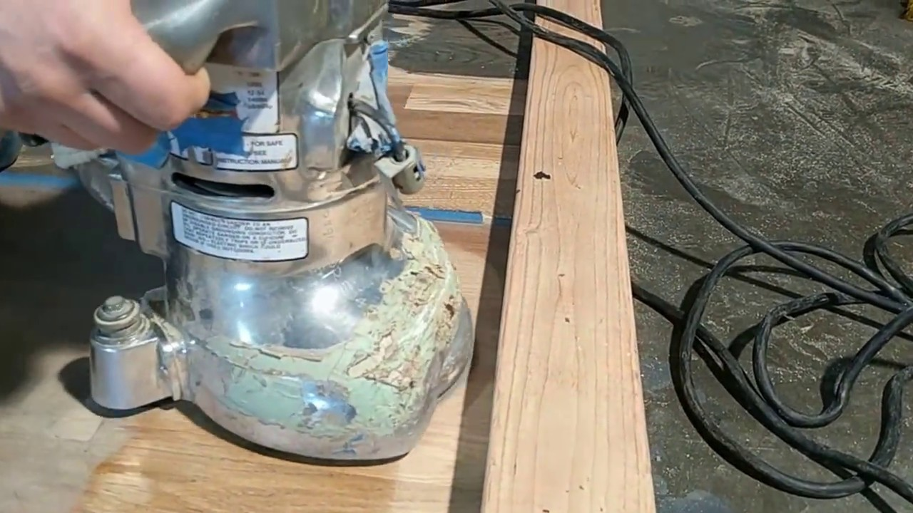 Edger How To Sand A Floor Effectively