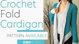Download Crochet Herringbone Cardigan | Pattern & Tutorial DIY