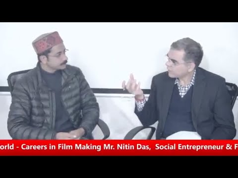 Window to the World Session 3   Mr Nitin Das   Film Making   Educational Videos   Indus World School