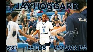 Jay Hoggard MHS Basketball 2017-2018 Season | Highlight Tape