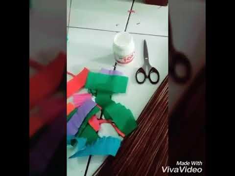 Cara Bikin Umbul Umbul Betawi Youtube