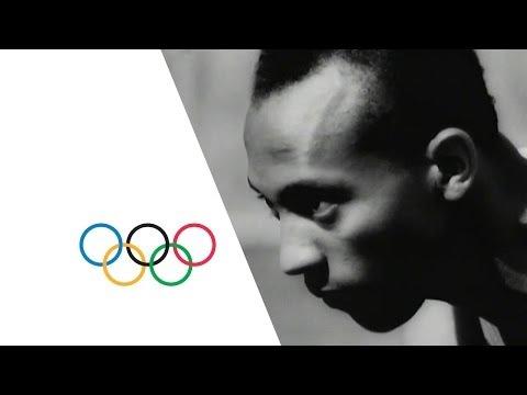 Jesse Owens Wins 100m Gold - Berlin 1936 Olympics