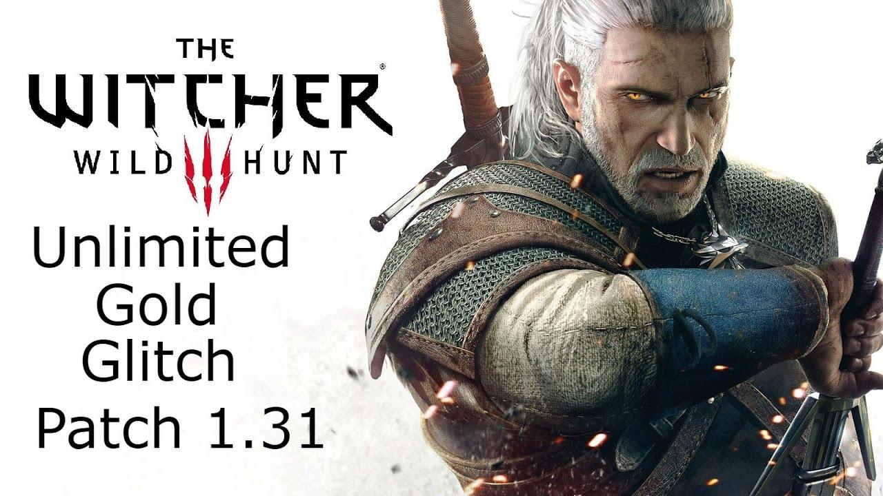 The Witcher 3- INFINITE MONEY GLITCH PATCH 1 31 STILL WORKS