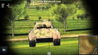 Panther tank shot trap.