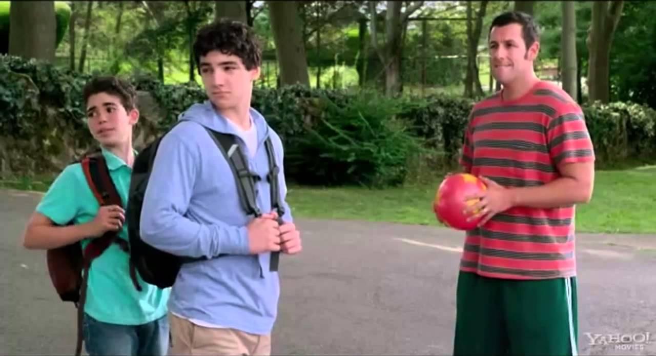 Grown Ups 2 Official Trailer #1 (2013) - Adam Sandler ...