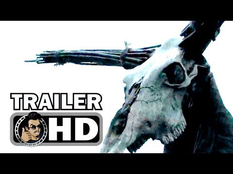 THE RITUAL Official Trailer (2017) Rafe Spall Horror Movie HD streaming vf