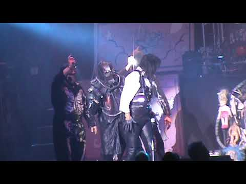 ALICE COOPER    Live at MAYO PAC,Morristown, NJ, March 9, 2018