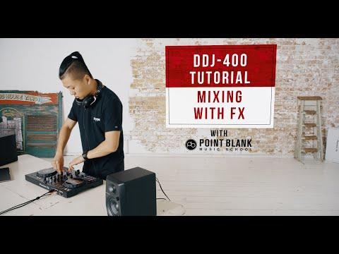 DDJ-400 Tutorials: Mixing with FX