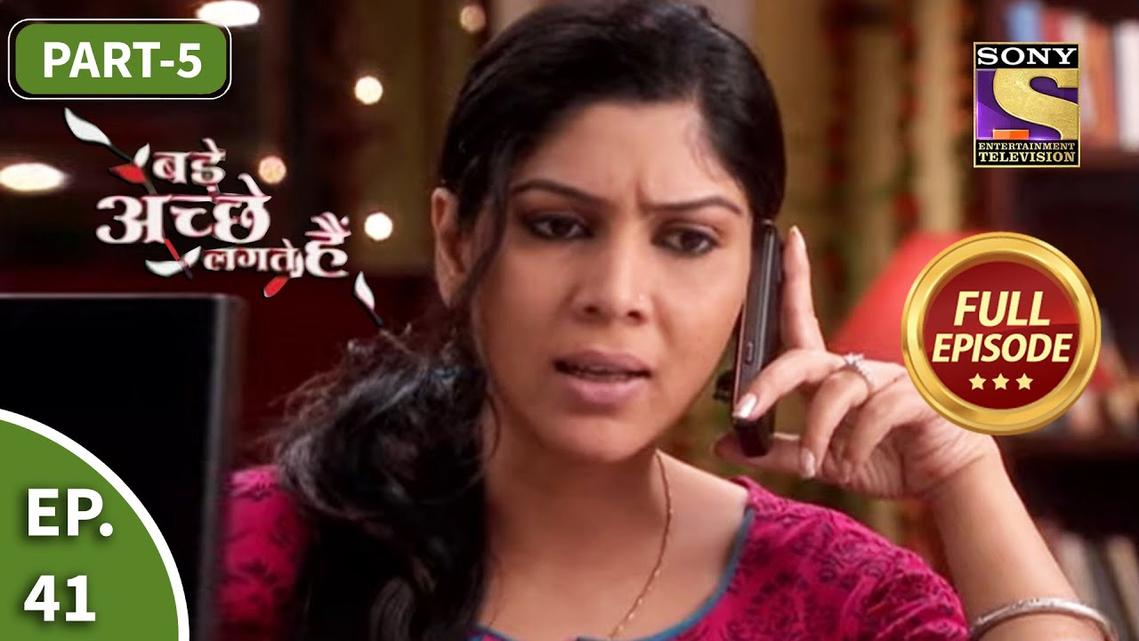 Download बड़े अच्छे लगते हैं - Ram Faints Due To Stress - Bade Achhe Lagte Hain - Ep 41- Full Episode