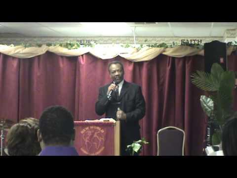 Bishop Allan Smith of New World Christian Center (Trinidad, Tobago)