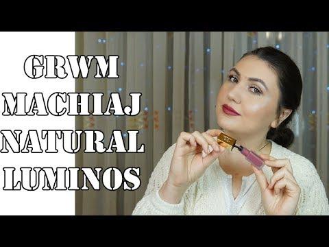 GRWM | Machiaj natural, luminos | Skincare, Makeup & Perfume