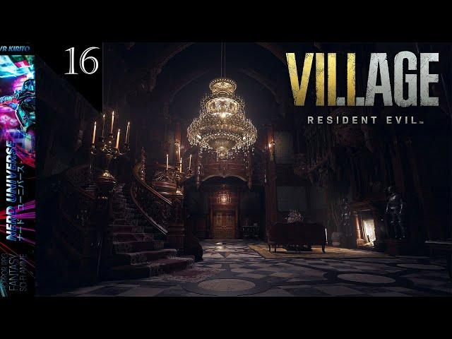 Resident Evil Village   #16 Monsterfisch im Swimming Pool ☬ PC [Deutsch]