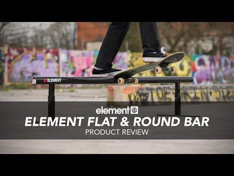 Element Skateboard Rails Review - Rollersnakes.co.uk