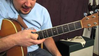 Guitar Lessons - Aerosmith - I Don't Wanna Miss a Thing - Easy Acoustic Songs on Guitar