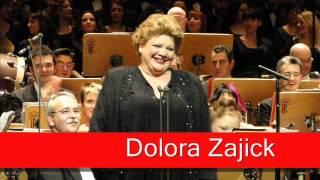 Dolora Zajick: Cilèa - Adriana Lecouvreur,