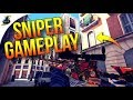 Sniper Gameplay My New Settings