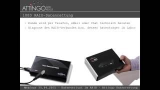 15.04.15: Datenverlust im RAID | Thomas-Krenn.AG