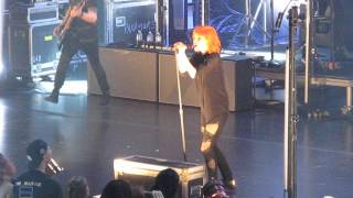 7/21 Paramore - Decode @ Beacon Theatre, NYC 5/06/15 Writing the Future Tour