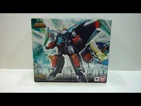 Bandai Super Robot Chogokin SRC King of Braves GaoFighGar Review