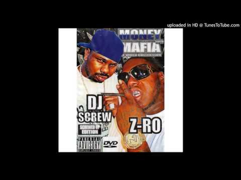 Z-ro - Forgot About Screw (Both Verses) (REG. SPEED)