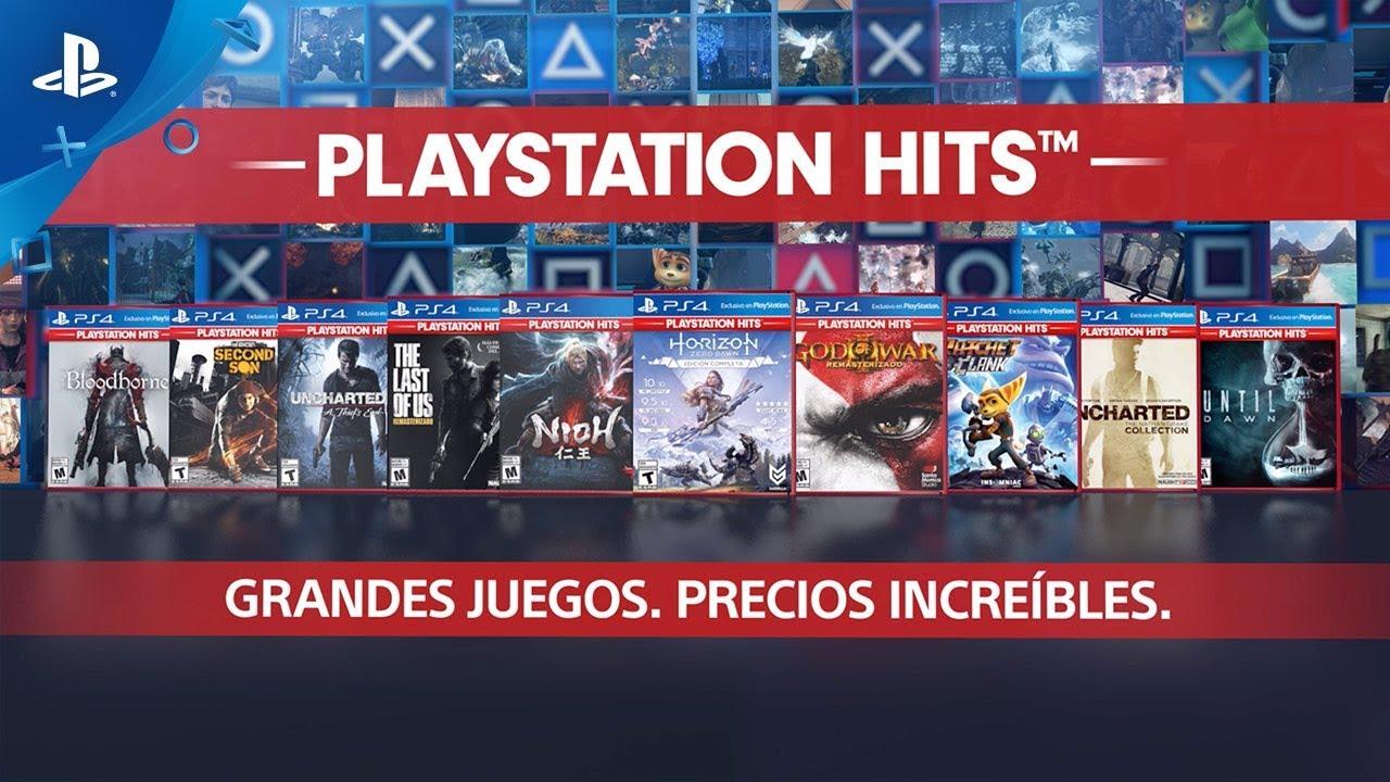 PlayStation Hits - Verano 2019 - YouTube