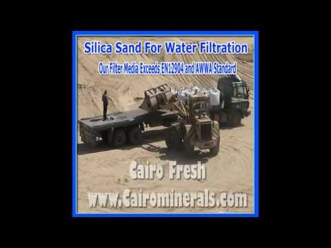 CairoFresh For Silica Sand and Gravel