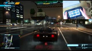 Need for Speed: Most Wanted U - Gameplay HD
