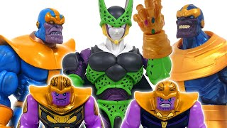 Four Thanos? Find the lost gauntlet! ❤️ RACHAMAN TOY